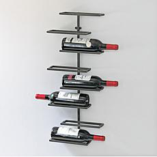 Wine Enthusiast Urban 8-Bottle Wall Wine Rack