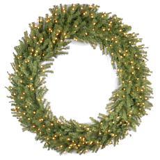 """Winter Lane 60"""" Norwood Fir Wreath w/Lights"""