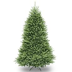 Winter Lane 7-1/2' Dunhill Fir Hinged Tree
