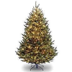 Winter Lane 7-1/2'  Natural Fraser Fir Tree w/Lights