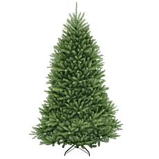 Winter Lane 7' Dunhill Fir Hinged Tree