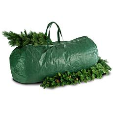 Winter Lane Heavy-Duty Tree Storage Bag with Zipper
