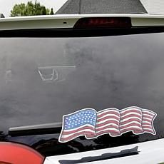 WiperTags Animated Rear Wiper – Flag