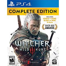 Witcher 3 Wild Complete - PlayStation 4