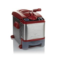 Wolfgang Puck 3.5-Liter Digital Flash Fryer w/Oil Drain