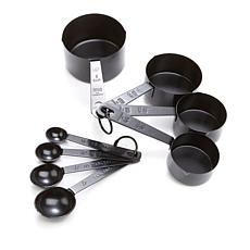 Superb Wolfgang Puck 8pc Nonstick Measuring Cup And Spoon Set