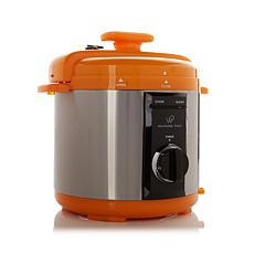 Wolfgang Puck 8qt Fully Automatic Pressure Cooker