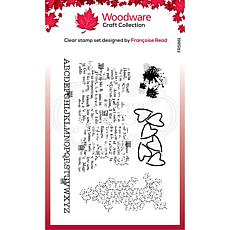 """Woodware Clear Singles 4"""" x 6"""" Stamp - Additions"""