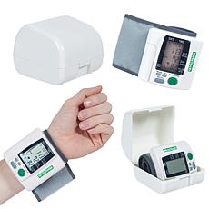 WrisTech Automatic Blood Pressure Wrist Monitor