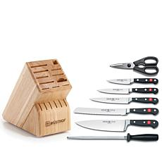 WÜSTHOF Classic 8-piece Knife Block Set