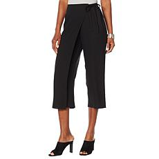 WynneLayers Crepe Wrap Pant