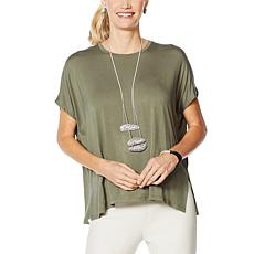 WynneLayers Short Sleeve Top