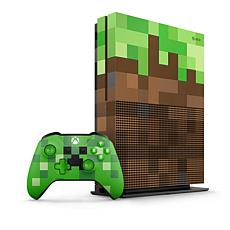 Xbox One S 1TB Minecraft Limited-Edition Console