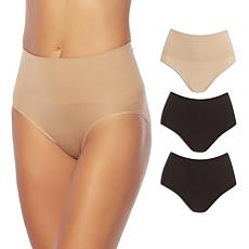 Yummie Seamless Shaping Brief 3-pack