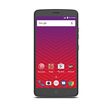 "ZTE Max XL 4G LTE 16GB 6"" Smartphone - Virgin"