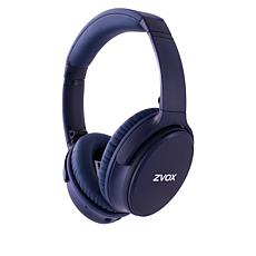 ZVOX AV50 AccuVoice Noise Cancelling Bluetooth Headphones w/Carry Case