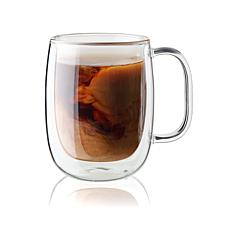 Zwilling Glass Coffee Mug 2-Pack