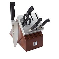 ZWILLING J.A. Henckels 7-piece Self-Sharpening Knife Block Set