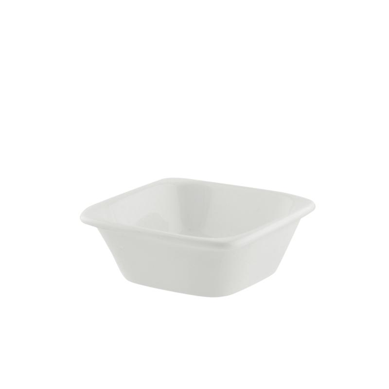 10 Strawberry Street Whittier Square Bowls - Set of 8