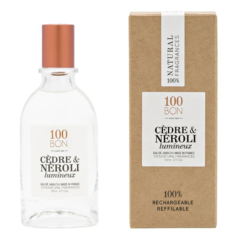 100Bon Cedre & Neroli Lumineux Eau De Parfum Spray Unisex - 1.7 oz.