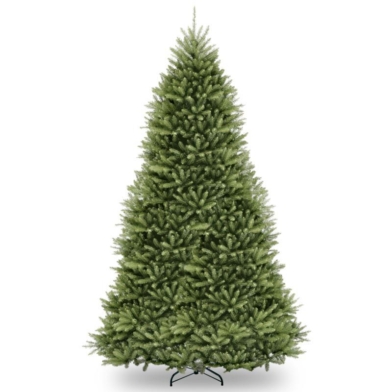 12' Dunhill Fir Hinged Tree