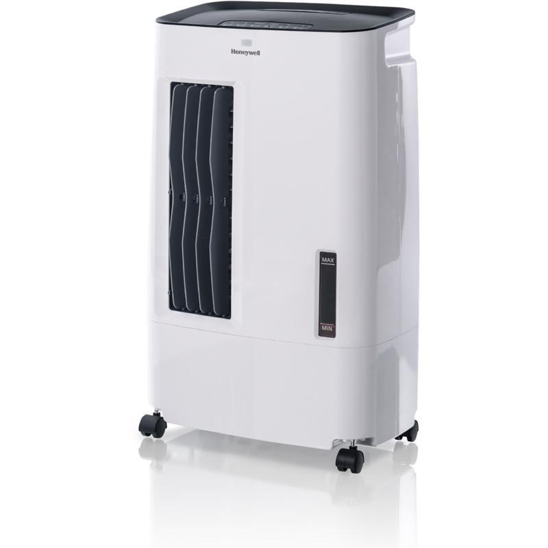176 CFM Indoor Evaporative Air Cooler (Swamp Cooler) with Remote Co...