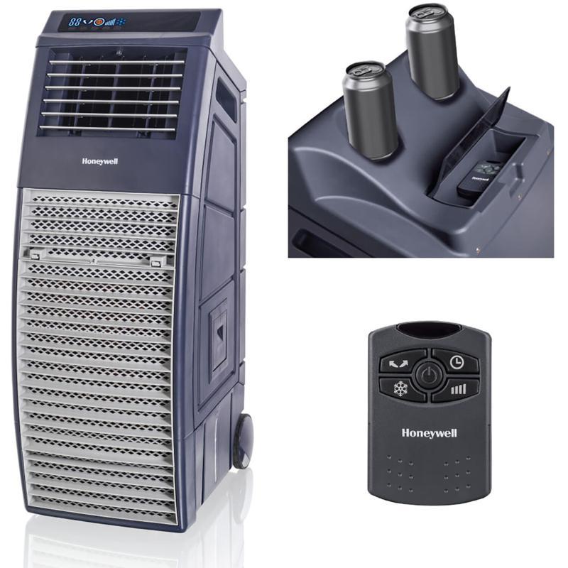 830 CFM Outdoor Portable Evaporative Cooler with Remote Control