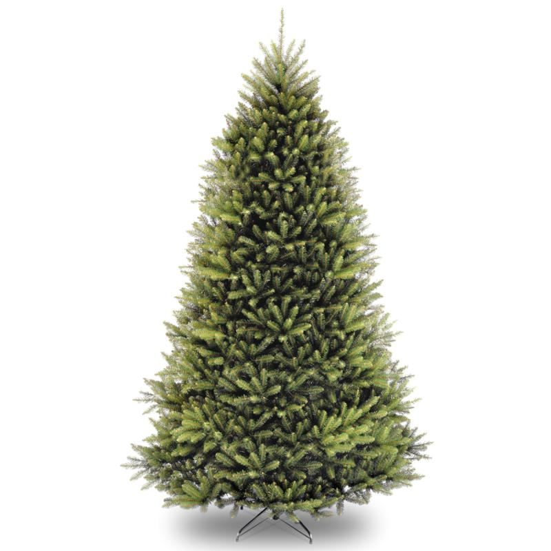 9' Dunhill Fir Hinged Tree