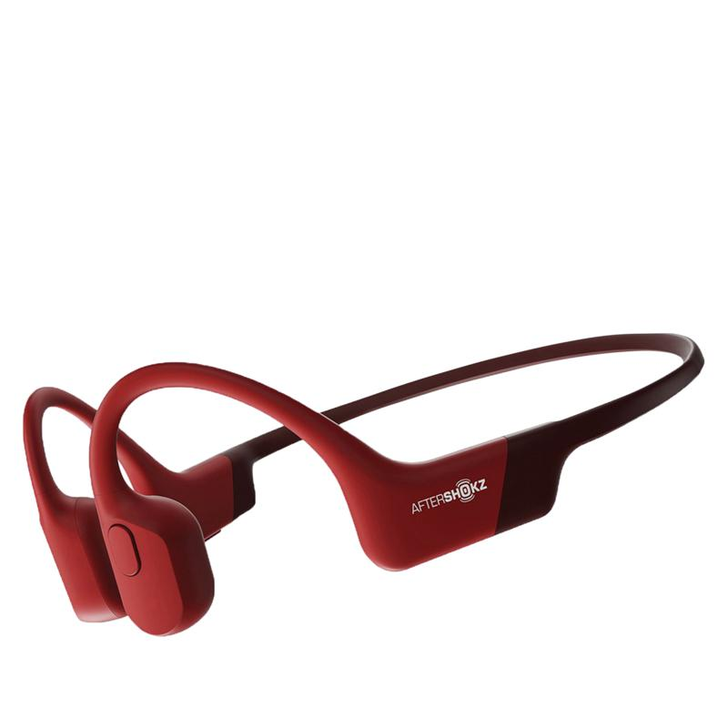 AfterShokz Aeropex Wireless Bone Conduction Headphones with Voucher