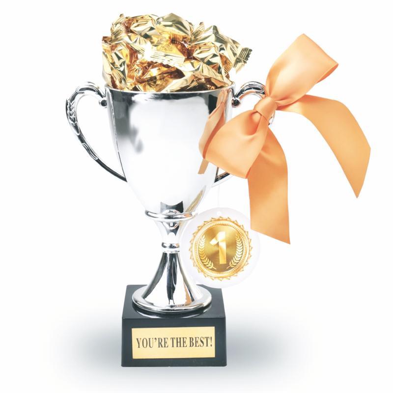 Alder Creek You're #1 Gift Trophy