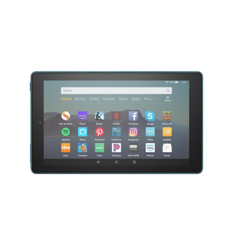 "Amazon Fire 9th Generation 7"" 16GB Twilight Blue Tablet"