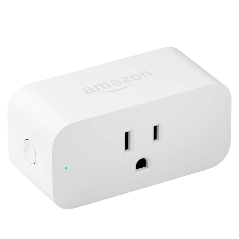 Amazon Smart Plug with Alexa Capability