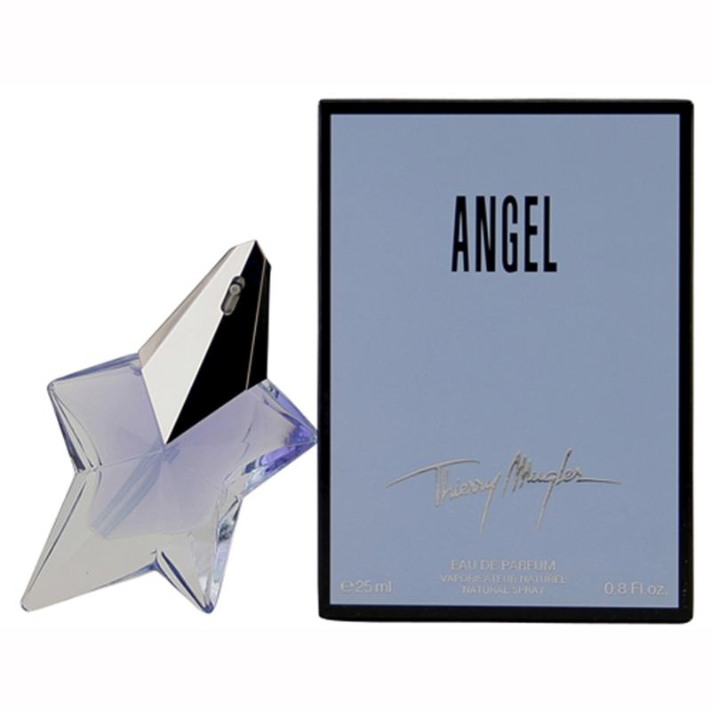 Angel Ladies By Thierry Mugler Eau De Parfum Spray Non Refillable .8oz