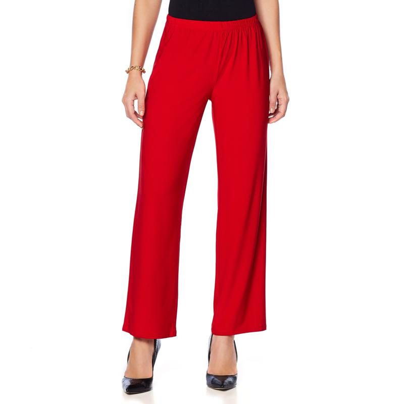 """Antthony """"Diamond Touch"""" Pull-On Pant"""