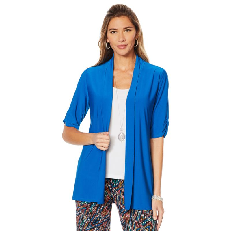 """Antthony """"Electric Color"""" Flowy Cardigan"""