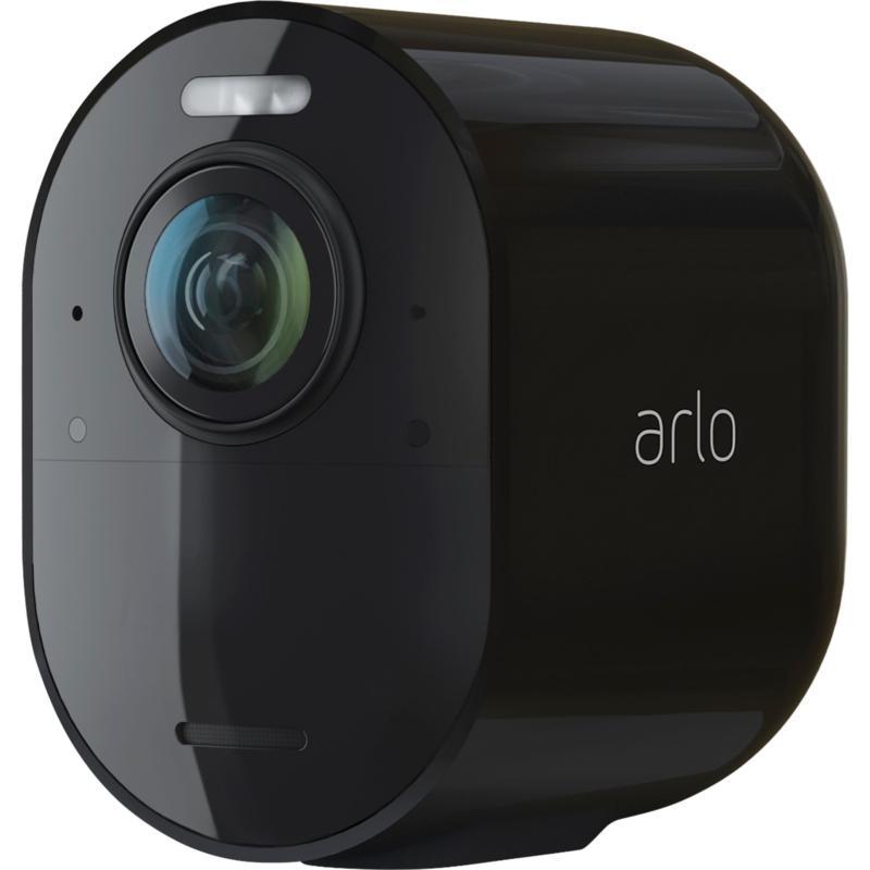 Arlo Ultra 2 Spotlight Wireless Add-On Security Camera - Black