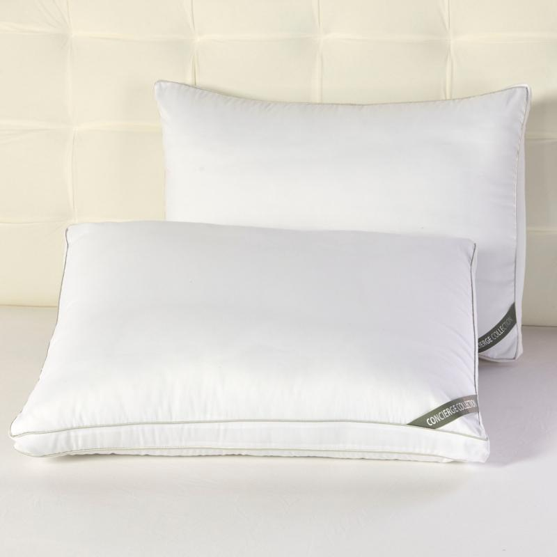 """""""As Is"""" Concierge Collection 2-pack Moisture Wicking Standard Pillows"""