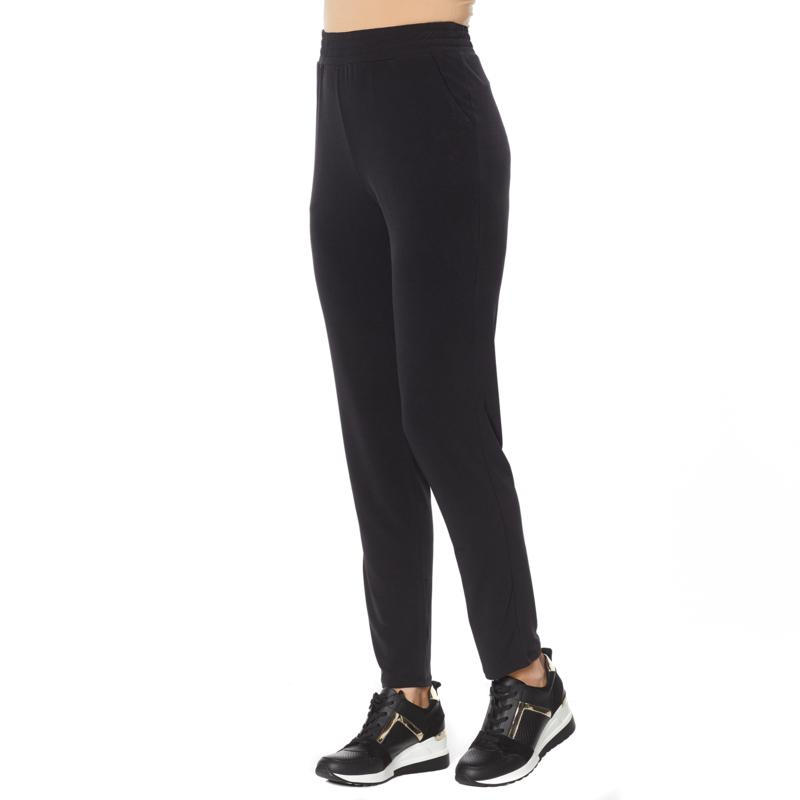 """""""As Is"""" IMAN Global Chic Ankle Pant with Pockets"""