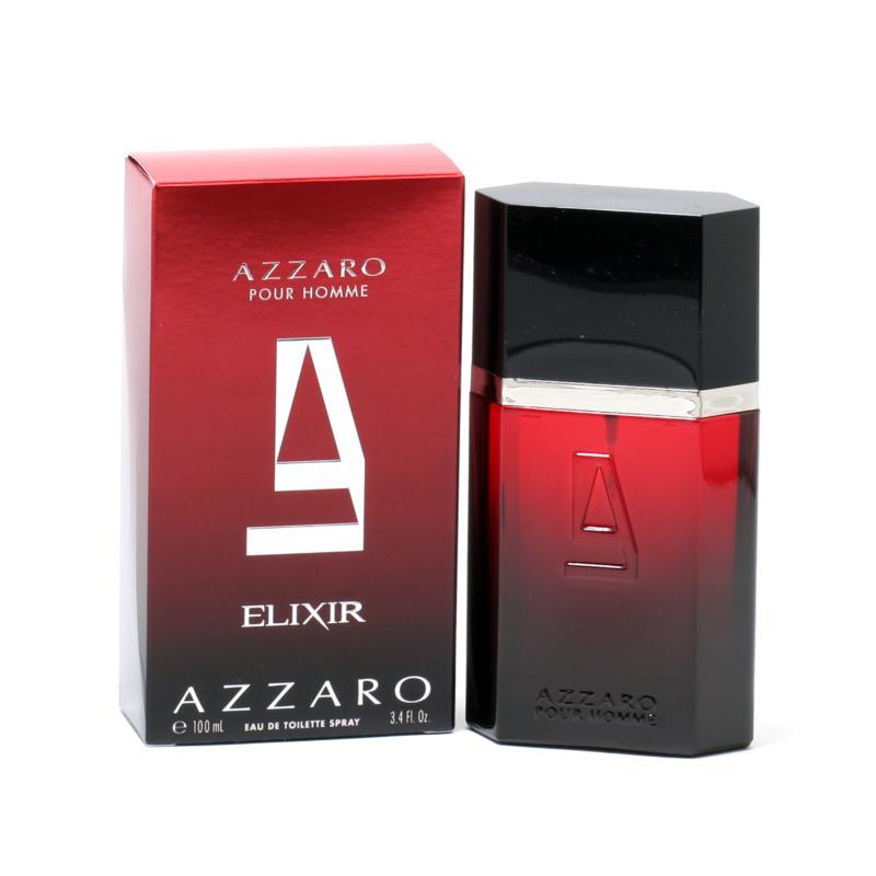 Azzaro Elixir Pour Homme Eau De Toilette Spray - 3.4 oz.