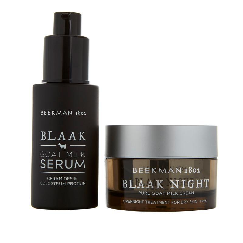 Beekman 1802 Blaak Night Goat Milk Cream & Serum Dry Skin Auto-Ship® - 9276761   HSN