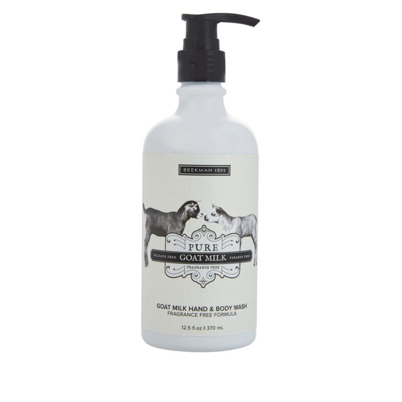 Beekman 1802 Pure Goat Milk Hand and Body Wash - 12.5 fl. oz.