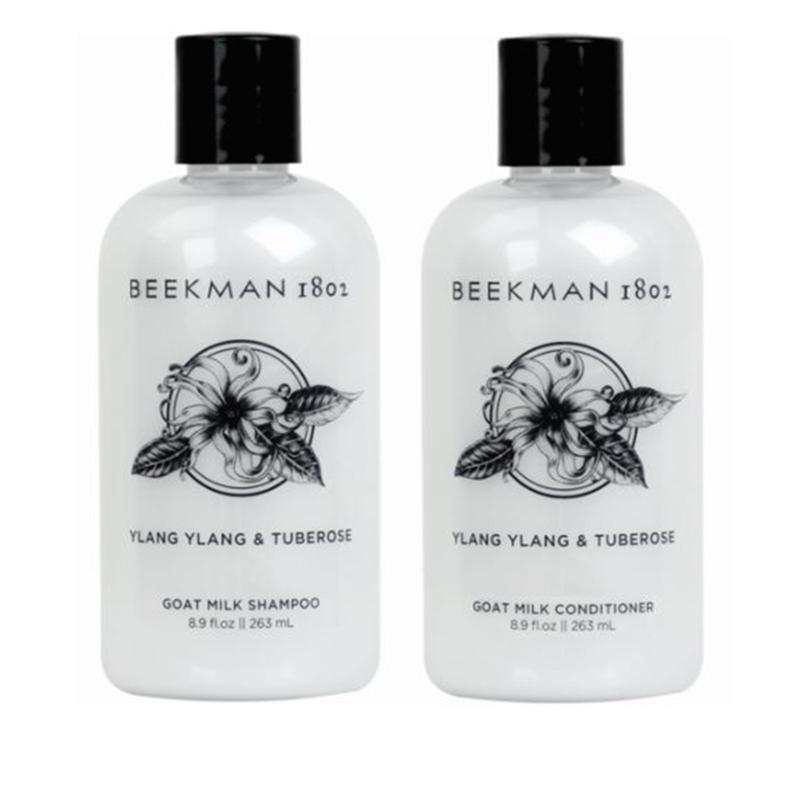 Beekman 1802 Ylang Ylang & Tuberose Shampoo & Conditioner
