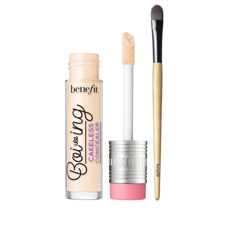 Benefit Cosmetics Shade 1 Boi-ing Cakeless Concealer with Brush