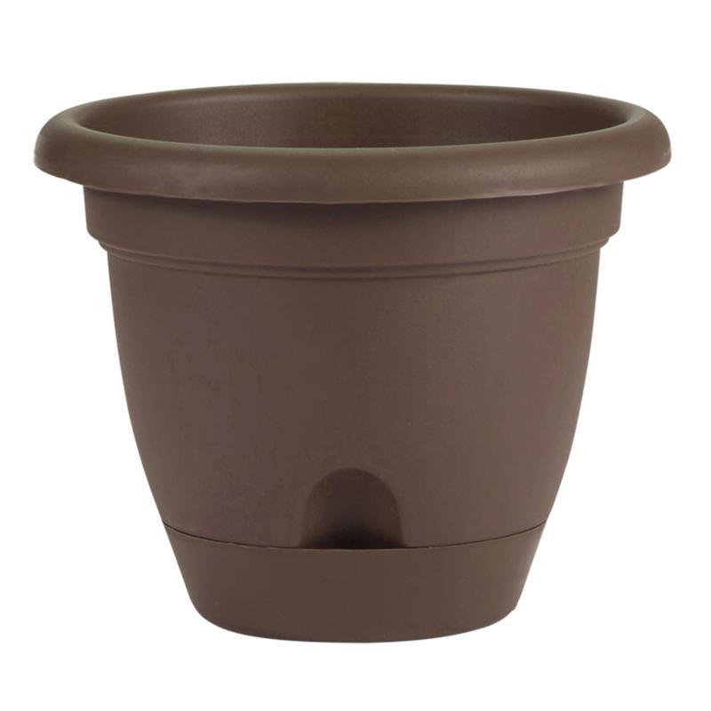 """Bloem Lucca 5-Gallon Self-Watering Planter - 18"""""""