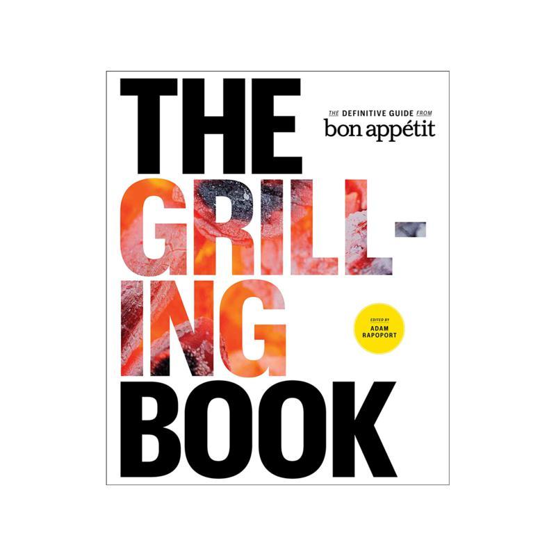 Bon Appétit Definitive Grilling Cookbook