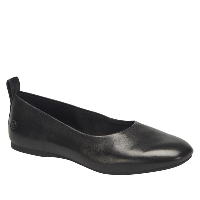 Born® Beca Leather Comfort Flat