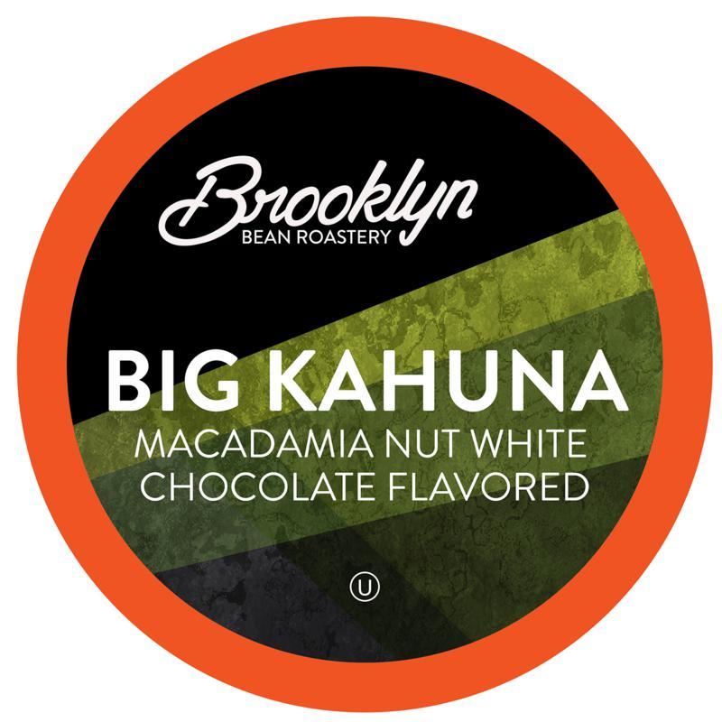 Brooklyn Beans Big Kahuna Coffee Pods 40-count