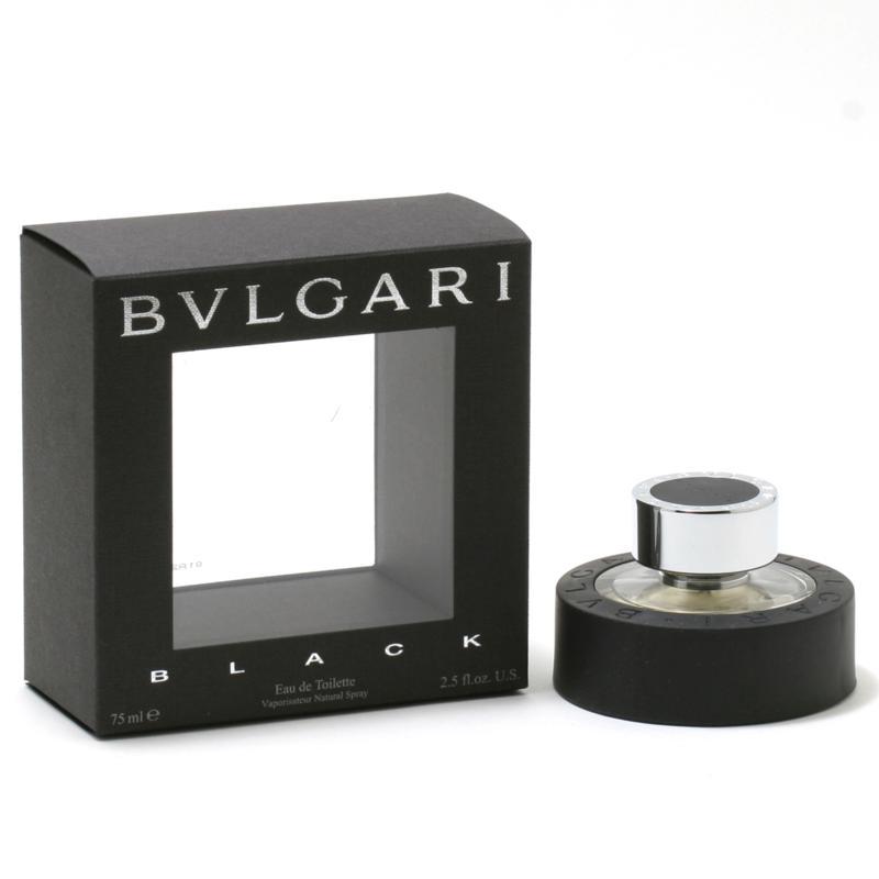 Bvlgari Black 2.5 oz. Unisex Eau De Toilette Spray