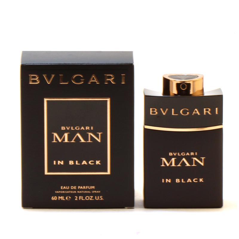 Bvlgari Man In Black Eau De Parfum Spray - 2 oz.