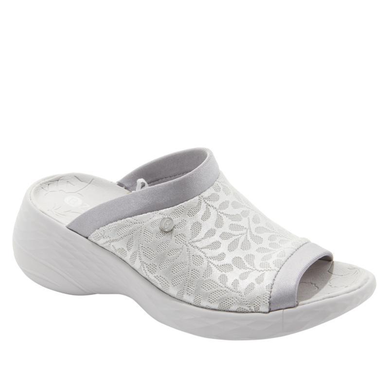 Bzees Jubilee Wedge Slide Sandal